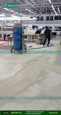 biện pháp thi công sơn epoxy