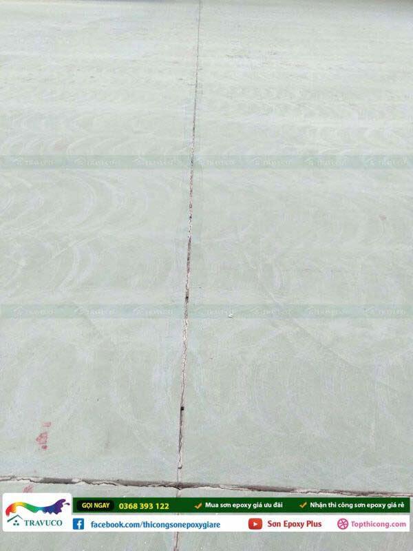 Nhà thầu thi công sơn sàn epoxy giá rẻ