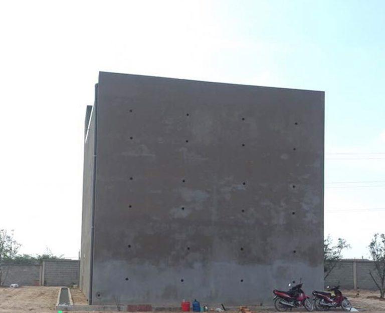 cách làm chống nóng tường mùa hè khi xây dựng nhà ở